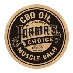 CBD sticker